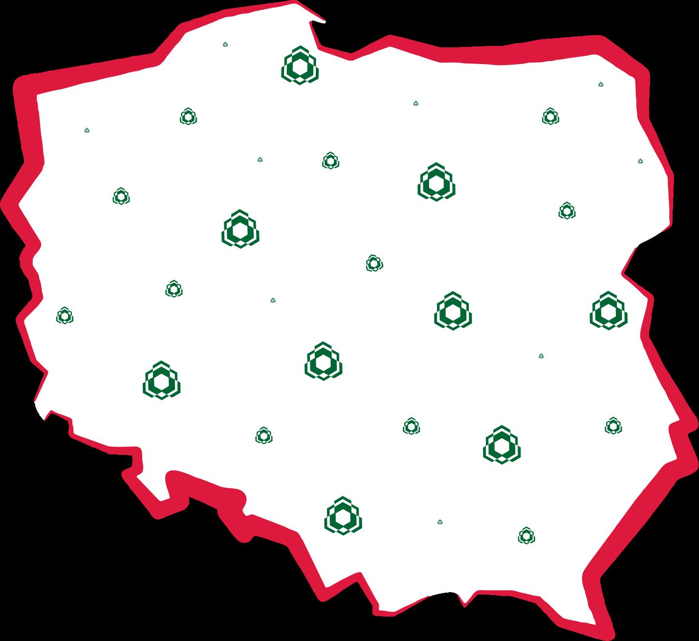SKOK-i to siła polskiego kapitału oferującego nowoczesne produkty finansowe, między innymi: